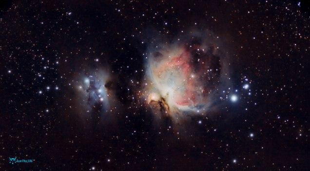 M42. Nebulosa de Orión